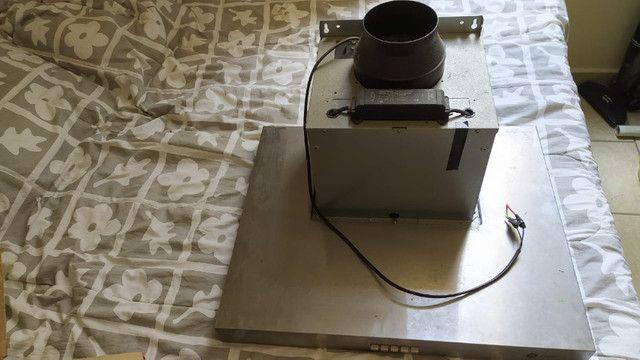 Coifa Inox GE - 110V - Foto 3