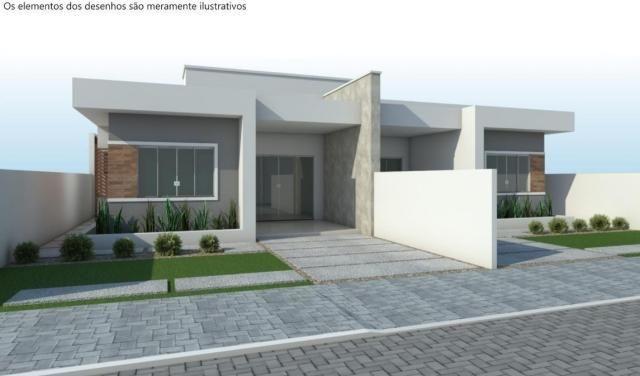 Casa à venda com 3 dormitórios em Volta ao mundo i, Itapoá cod:5078_257 - Foto 4