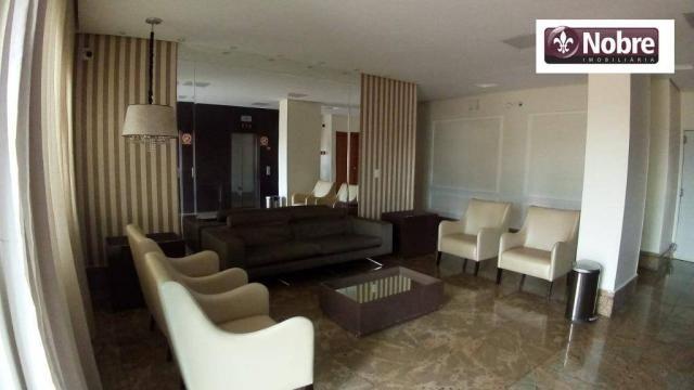 Apartamento com 3 dormitórios à venda, 90 m² por R$ 380.000,00 - Plano Diretor Sul - Palma - Foto 2