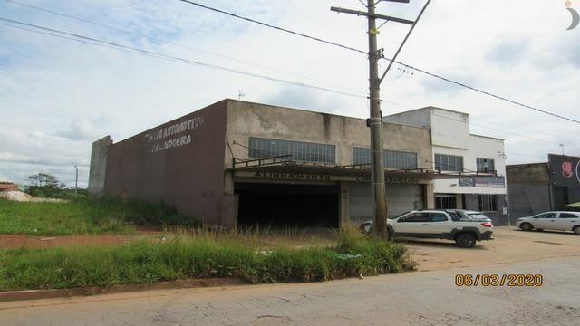 Cód. 6141 - Galpão Comercial Jardim Imperial Goiânia/Go - Donizete Imóveis - Foto 2