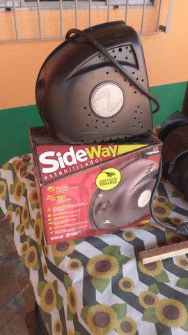 Vendo Impressora, Estabilizador, Caixa de Som, Antena Internet via Rádio - Foto 2