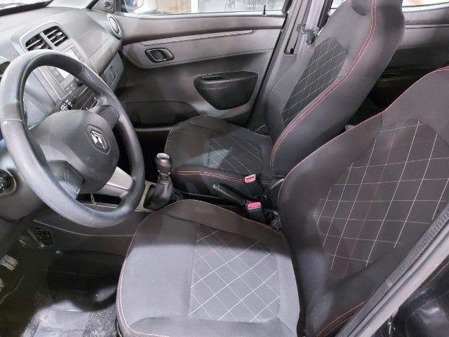 Renault Kwid Zen 2018 preto - Foto 7