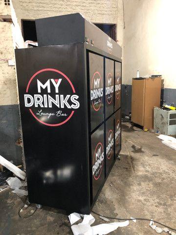 Equipamentos para distribuidora de bebidas cervejeiras e câmera fria - Foto 4