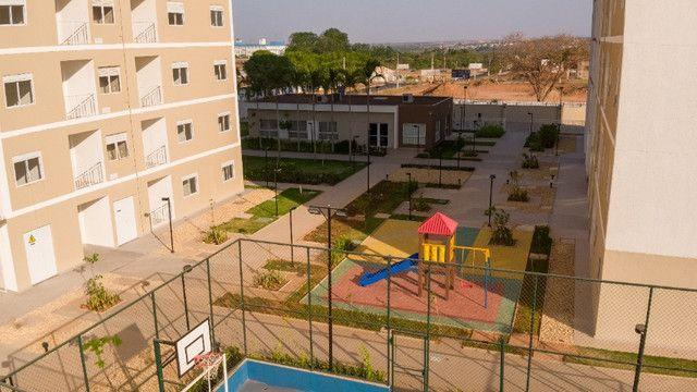 Apartamentos com 2 quartos em condomínio fechado / Rondonópolis - MT - Foto 7