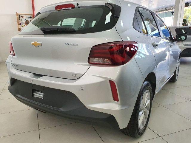 Chevrolet 1.0 Turbo LT Hatch Automatico - 2021/21 - Foto 2