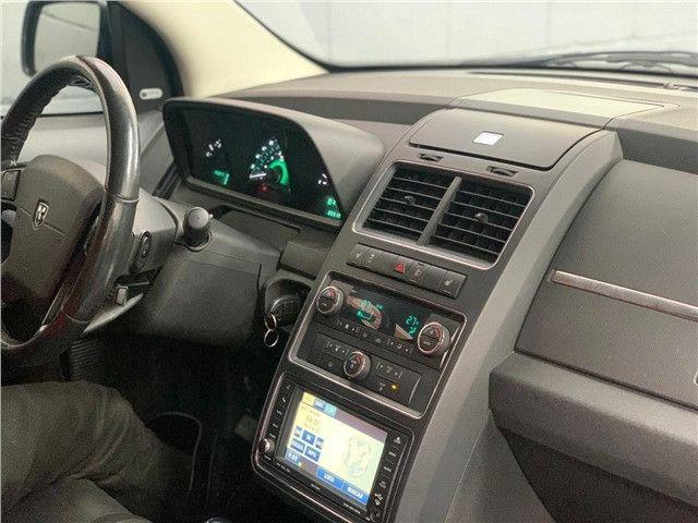 Dodge Journey 2.7 RT V6 (7lugares) Gasolina 4P Automatico 2010 - Foto 12
