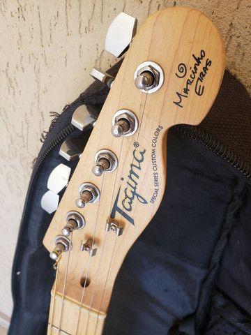 Guitarra Telecaster Tagima versão especial Marcinho Eiras - Foto 5