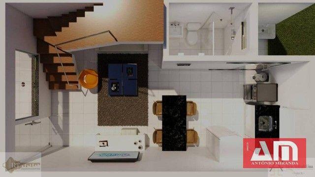 Promoção de Julho Residencial com 5 casas duplex em excelente localização e acesso , Casa  - Foto 4