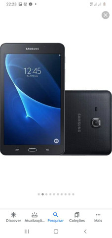 Tablet da Samsung  2019