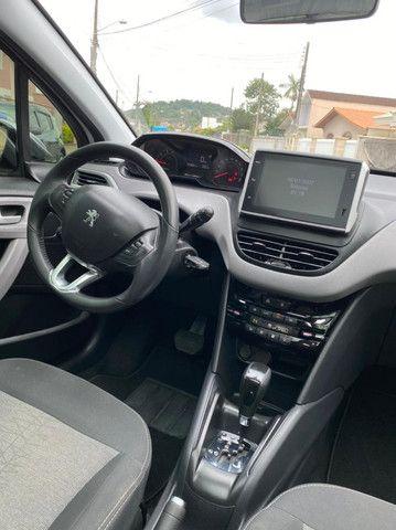 Peugeot 208 allure eat 2018 automático - Foto 7