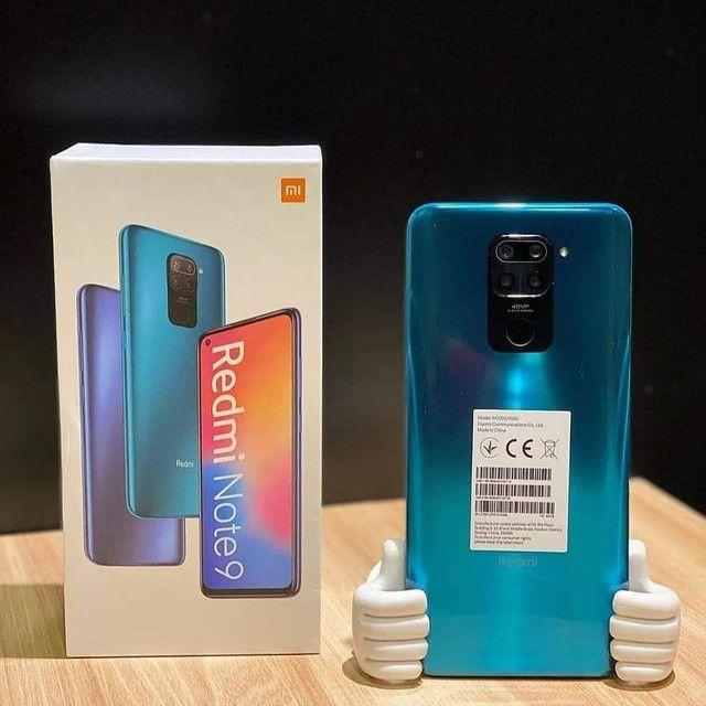 Smartphone Xiaomi Redmi Note 9 4/64 GB - Helio G85 Media Tek