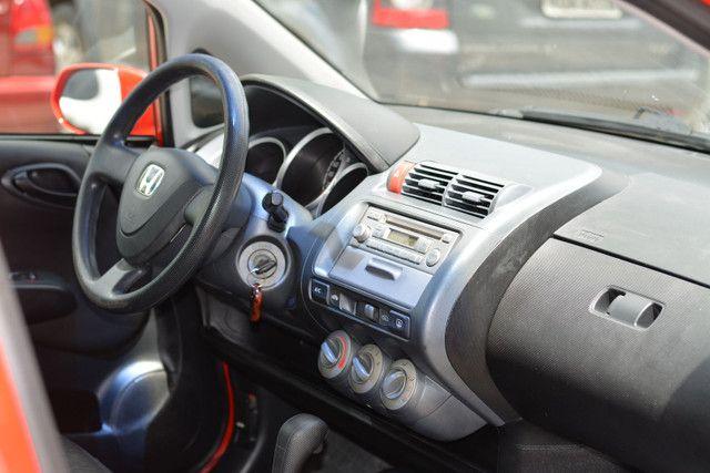 HONDA FIT LXL 1.4 Flex AUTOMÁTICO 4p 2008 COMPLETO RARIDADE - Foto 11