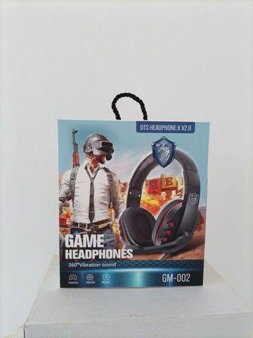 Fone Headphone gamer  - Foto 2