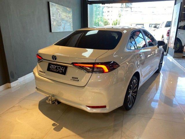 Toyota Corolla Altis 1.8 Hybrid 2020,Configuração Linda,Impecável  - Foto 19