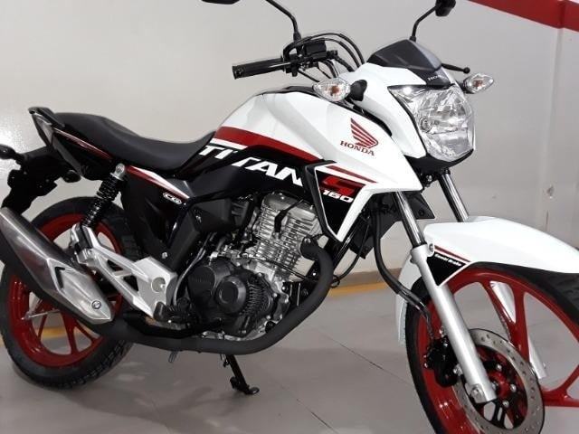 CG Titan 160 2019