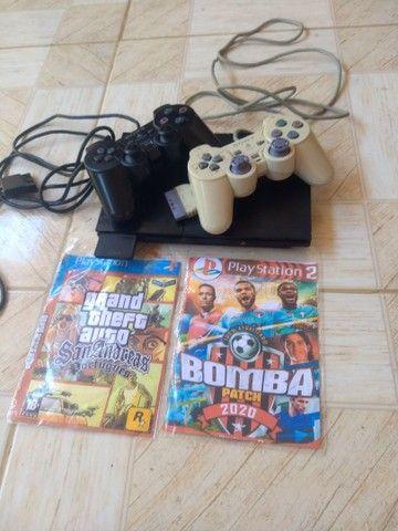 Vende se Playstation 2 por 200 Reais ZAP * - Foto 2