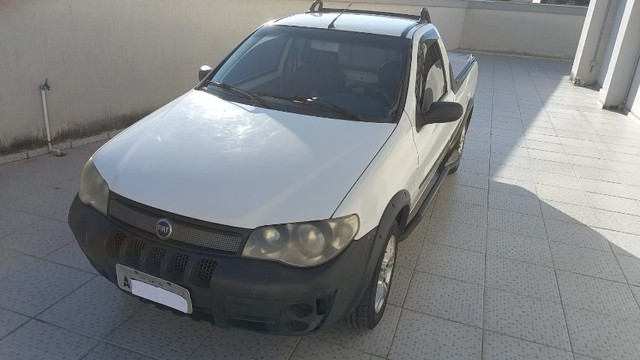 Fiat/Strada 1.4 Fire Flex 8 V CS 2008
