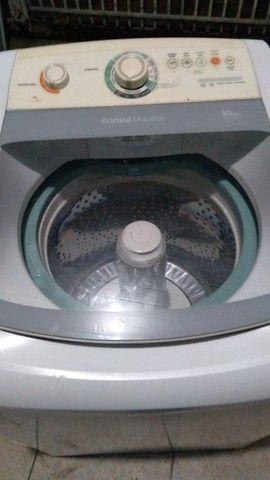 Máquina de lavar consul facilite 10KG (Entrego Com Garantia) - Foto 4