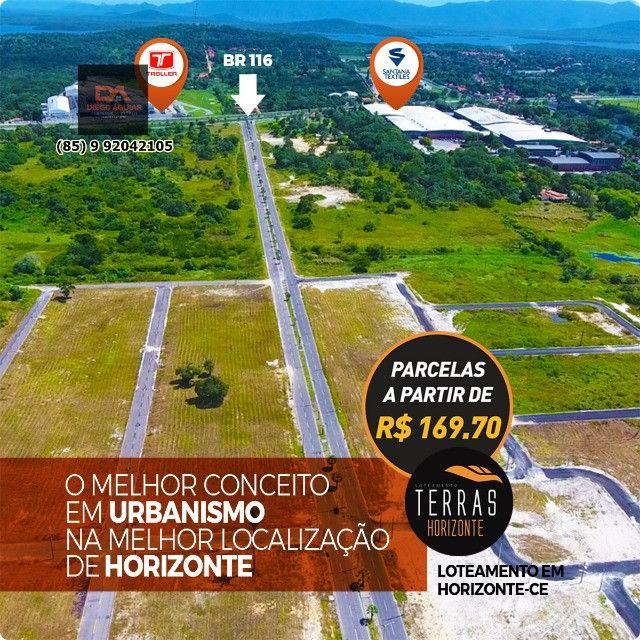Loteamento Terras Horizonte $%¨& - Foto 16