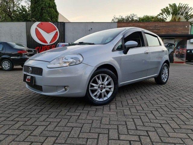 Fiat Punto Essence 1.6 manual 4p flex completo 2011- Otima condição !!!