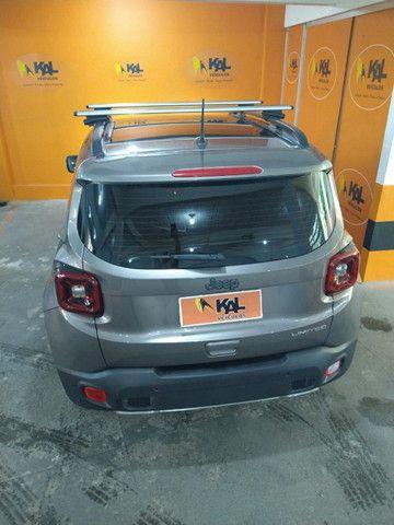 Jeep Renegade 1.8 Limited Teto Solar Flex 2019 ( Garantia de Fabrica ) - Foto 7