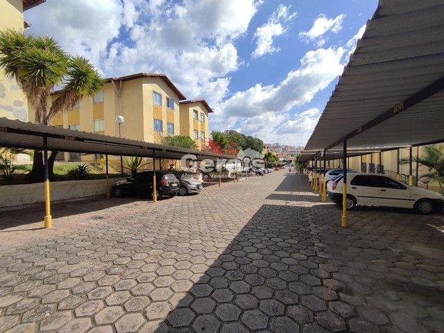 Apartamento para aluguel, 3 quartos, 1 vaga, Santa Clara - Divinópolis/MG - Foto 8