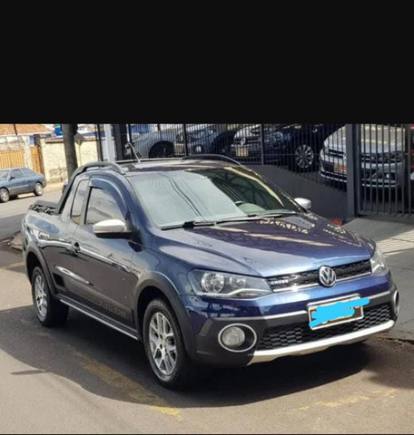 Volkswagen Saveiro 1.6 CROSS CE 16V FLEX 2P