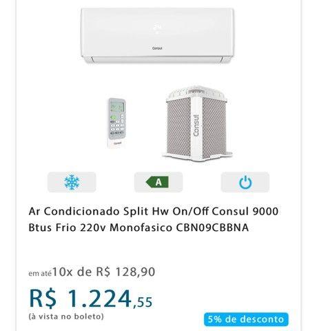 Ar-condicionado Cônsul