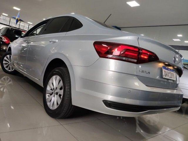 Volkswagen virtus 2020 1.0 200 tsi comfortline automÁtico - Foto 11