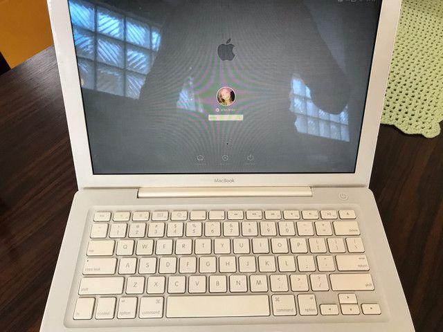 MacBook White - Foto 4