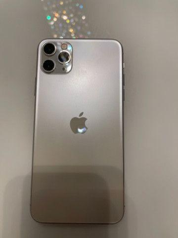 IPhone 11 Pro max 64g prata - Foto 2