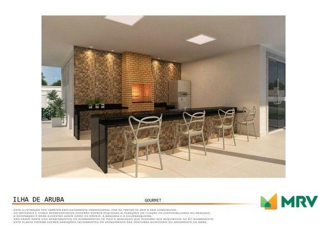 Ilha de Aruba 2 dormitórios na Cohama - Foto 2