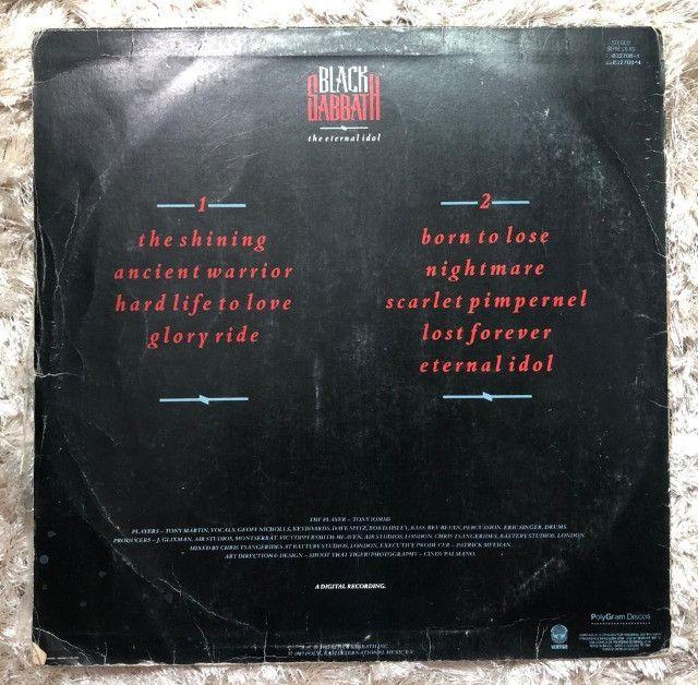 Vinil Black Sabbath - The Eternal Idol Original - Foto 2