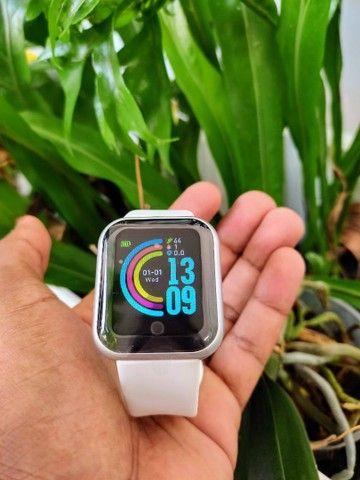Smartwatch / Smartwatch D20 (coloca foto na tela) - Foto 3