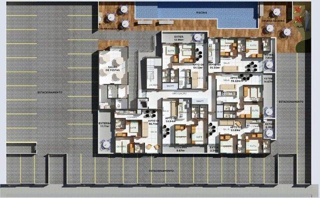 Apartamento à venda, 55 m² por R$ 188.990,00 - Cristo Redentor - João Pessoa/PB - Foto 10