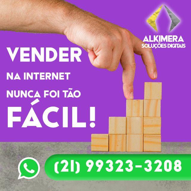 Soluções digitais para o seu negócio (Sites, Ecommerces, Aplicativos, etc.)