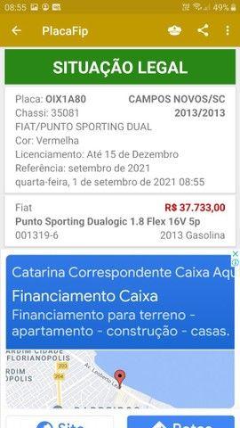 Punto Sporting 1.8 2013 - Foto 14