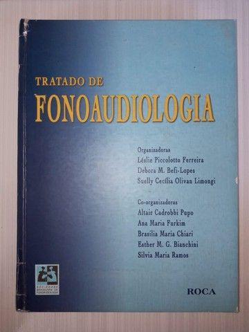 Livro: Tratado de Fonoaudiologia