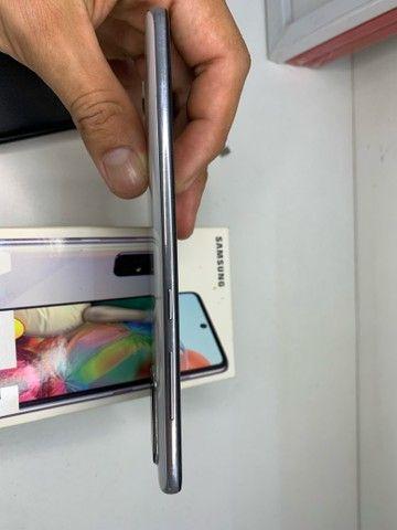 Vendo ou troco Samsung A71 - Foto 4