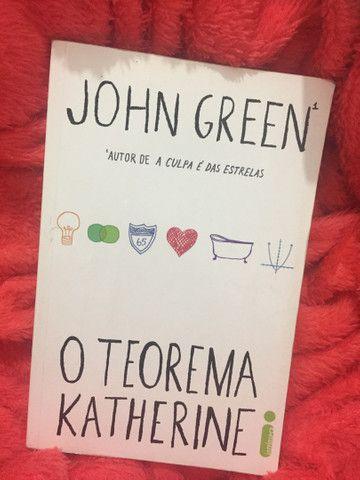 Livros do John Green - Foto 2