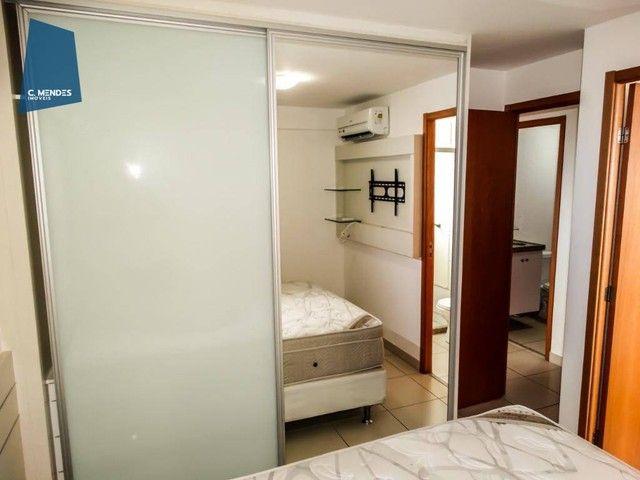Apartamento com 3 dormitórios à venda, 60 m² por R$ 440.000,00 - Fátima - Fortaleza/CE - Foto 18