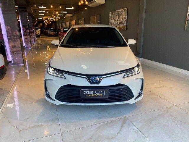 Toyota Corolla Altis 1.8 Hybrid 2020,Configuração Linda,Impecável  - Foto 3