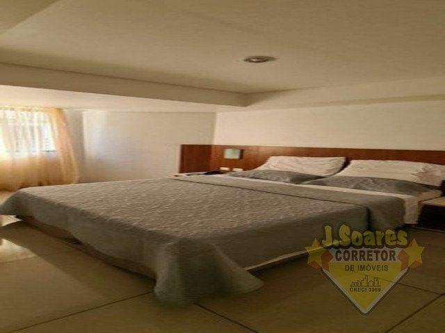 Cabo Branco, Mobiliado, 1 quarto, 36m², R$ 2300, Aluguel, Apartamento, João Pessoa - Foto 8