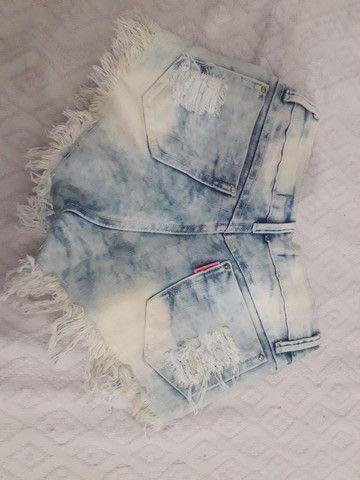 2 Shorts 34 Semi novos - Foto 4