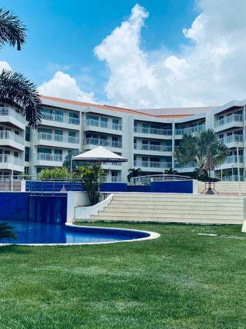 Apartamento três quartos, alto padrão, lazer completo, Porto das Dunas! - Foto 5