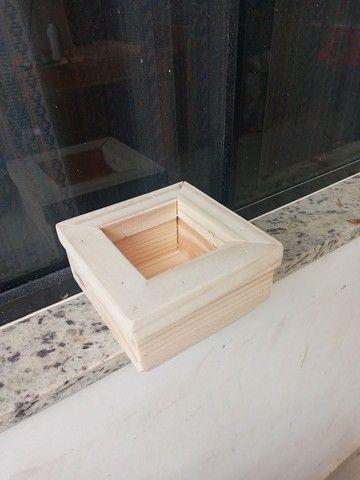 Mini vasinhos para suculentas - Foto 2