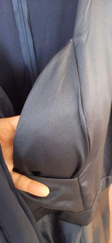 Vestido de festa GG com fenda - Foto 5