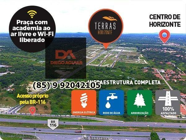 Loteamento Terras Horizonte $%¨& - Foto 2