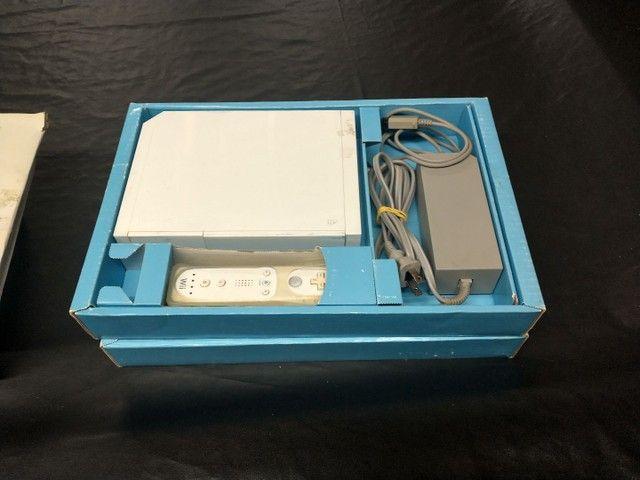 Nintendo Wii completo na caixa  - Foto 2