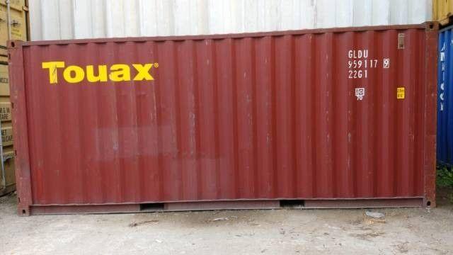 Container padrão 6 e 12 metros  - Foto 3
